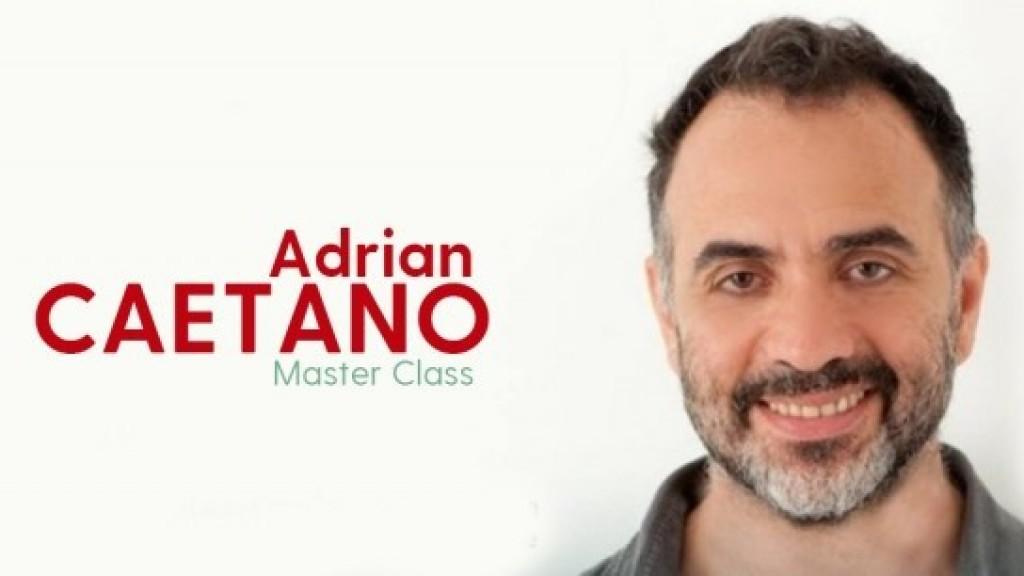 Masterclass: Adrián Caetano