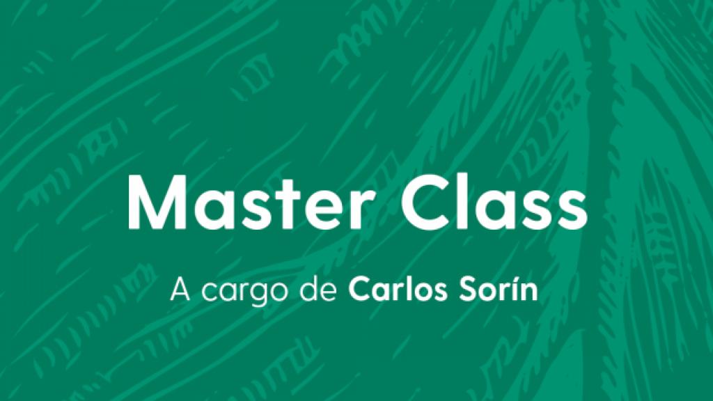 Master Class de Carlos Sorin